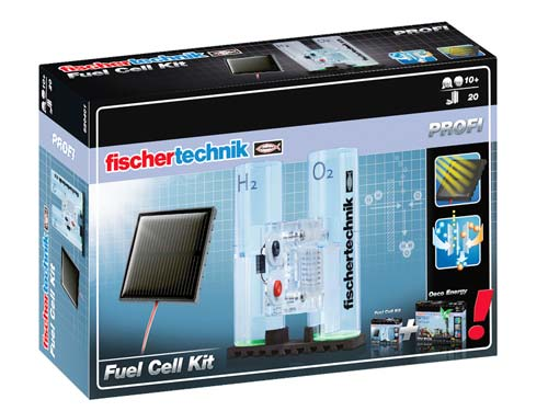 Fuel Cell Kit detalle 11
