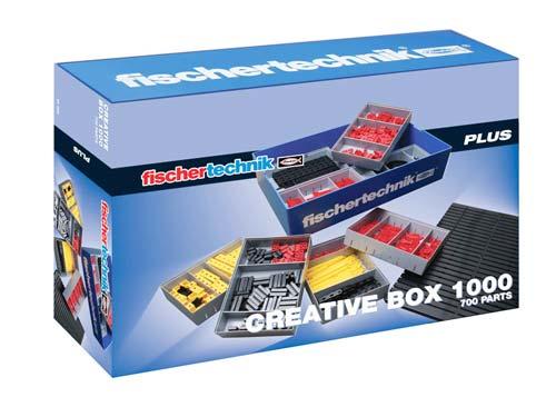 Creative Box 1000  detalle 1