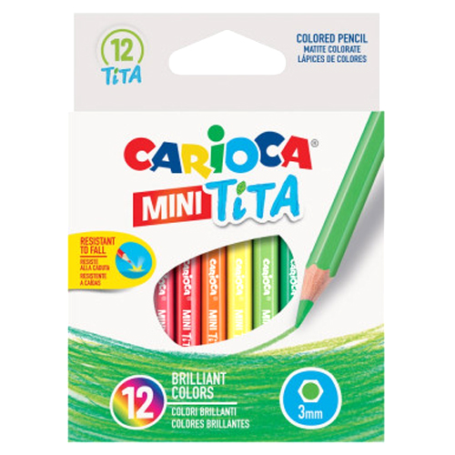 Pack de 12 lápices mini Tita
