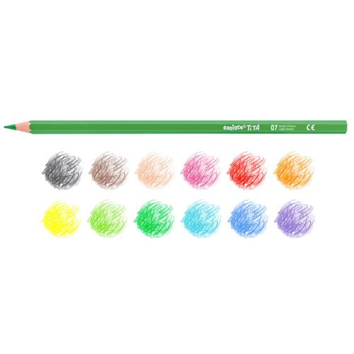 Pack de 12 lápices Tita detalle 1