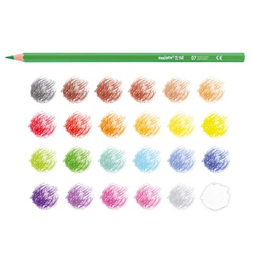 Pack de 24 lápices Tita detalle 1