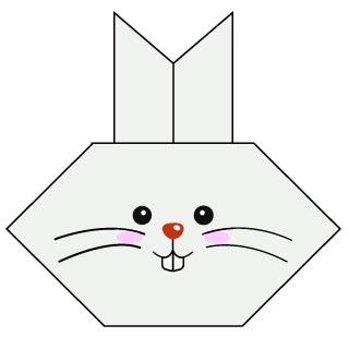 Papiroflexia Conejo