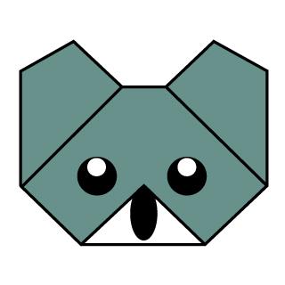 Papiroflexia Koala